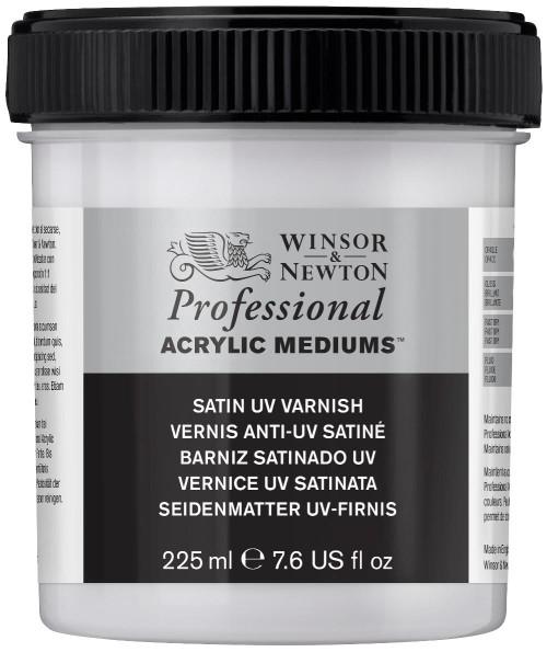 Fernissa Winsor & Newton Prof. AA Satin UV Varnish 225 ml