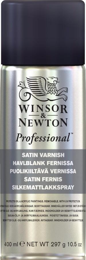 Fernissa Winsor & Newton Art picture satin varnish 400 ml (6F)