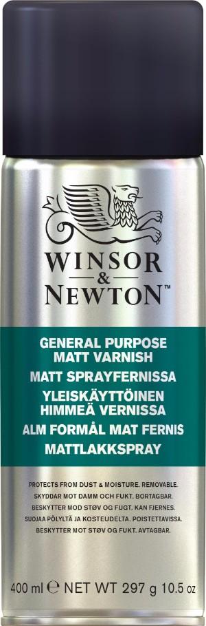 Fernissa Winsor & Newton General purpose matt varnish 400 ml (6F)