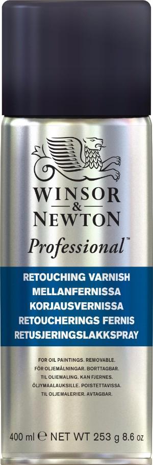 Fernissa Winsor & Newton Re-touching varnish 400 ml (6F)