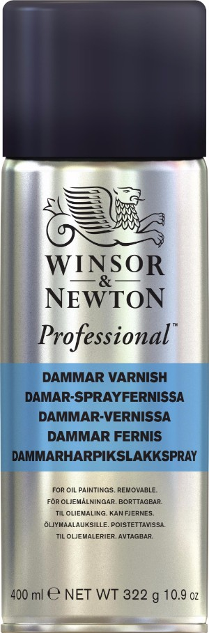 Fernissa Winsor & Newton Dammar gloss varnish 400 ml (6F)
