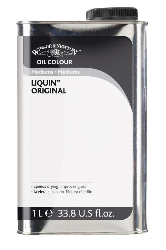 Oljemedium Winsor & Newton Liquin Original 1 L