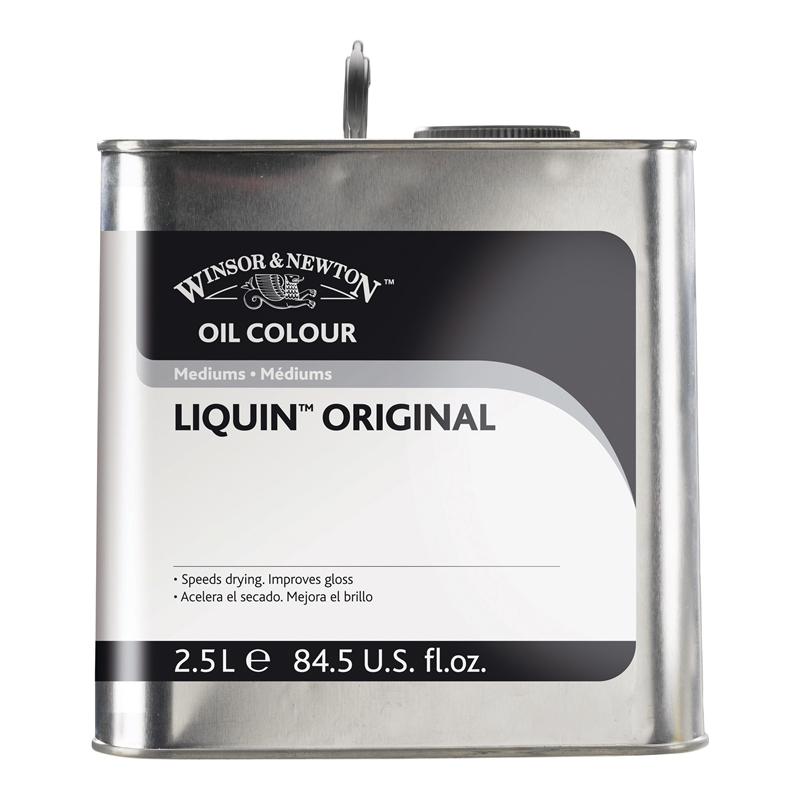 Oljemedium Winsor & Newton Liquin Original 2,5 L