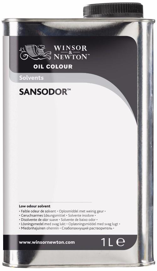 Oljemedium Winsor & Newton Sansodor 1 L