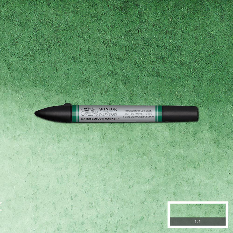 Akvarellmarker Cotman  Hookers Green Dark 312 (3F)