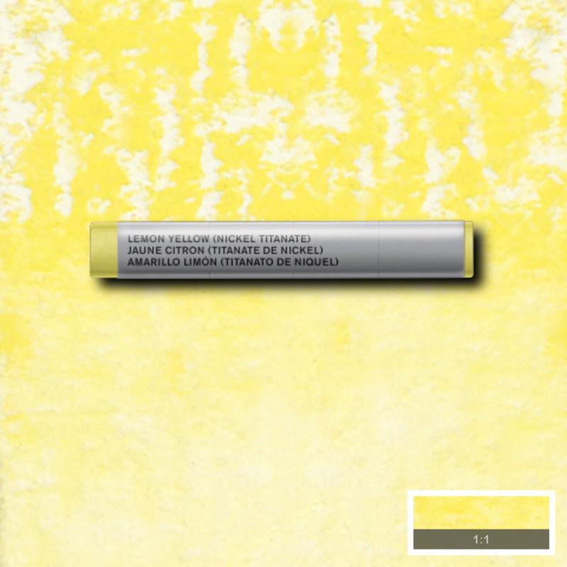 Akvarellkrita Winsor & Newton Prof.  Lemon Yellow Hue Nt 347 (3F) S4 Utgår