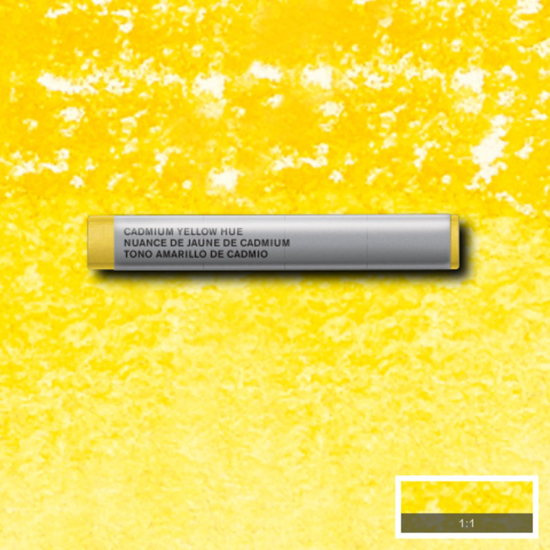 Akvarellkrita Winsor & Newton Prof.  Cadmium Yellow Hue 109 (3F) S1