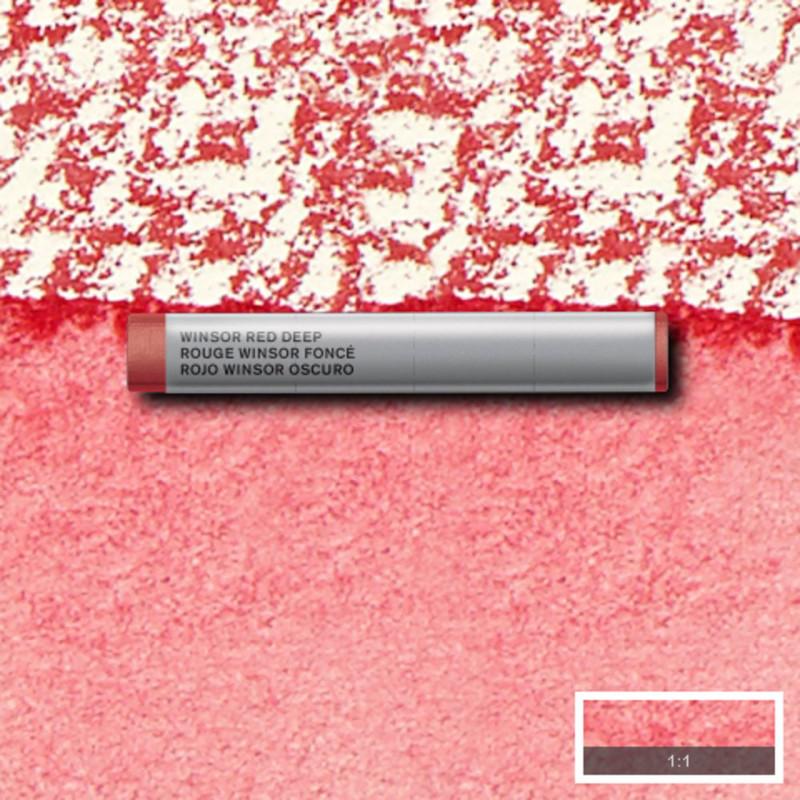 Akvarellkrita Winsor & Newton Prof.  Winsor Red Deep 725 (3F) S1