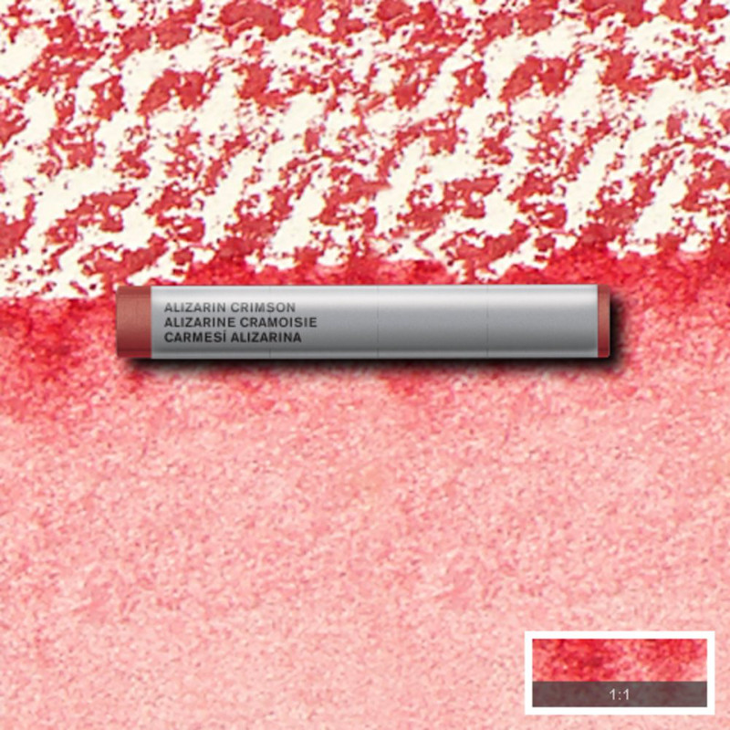 Akvarellkrita Winsor & Newton Prof.  Alizarin Crimson 004 (3F) S1