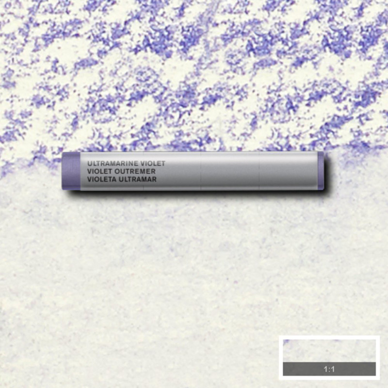 Akvarellkrita Winsor & Newton Prof.  Ultramarine Violet 672 (3F) S2