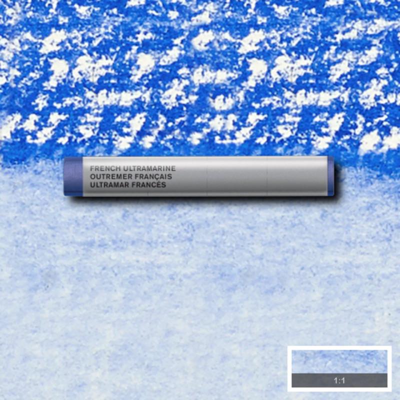 Akvarellkrita Winsor & Newton Prof.  French Ultramarine 263 (3F) S2 utgått