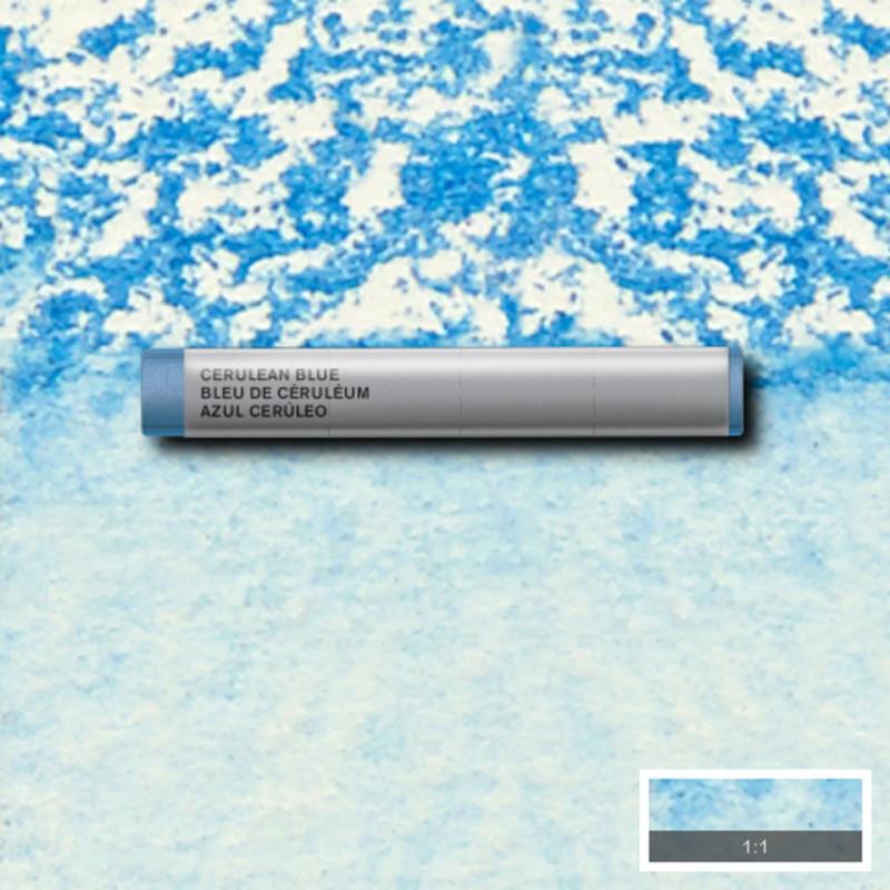 Akvarellkrita Winsor & Newton Prof.  Cerulean Blue 137 (3F) S3