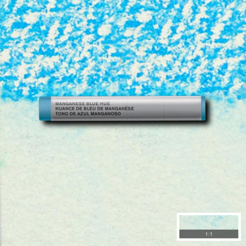 Akvarellkrita Winsor & Newton Prof.  Manganese Blue Hue 379 (3F) S2