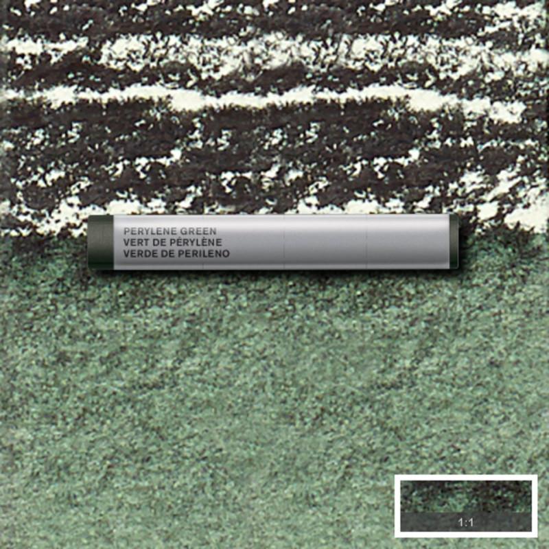 Akvarellkrita Winsor & Newton Prof.  Perylene Green 460 (3F) S2