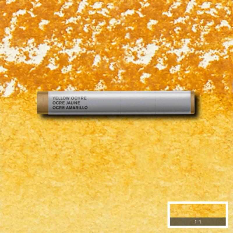 Akvarellkrita Winsor & Newton Prof.  Yellow Ochre 744 (3F) S1