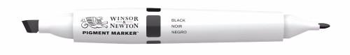 Pigment marker Winsor & Newton Black (030)