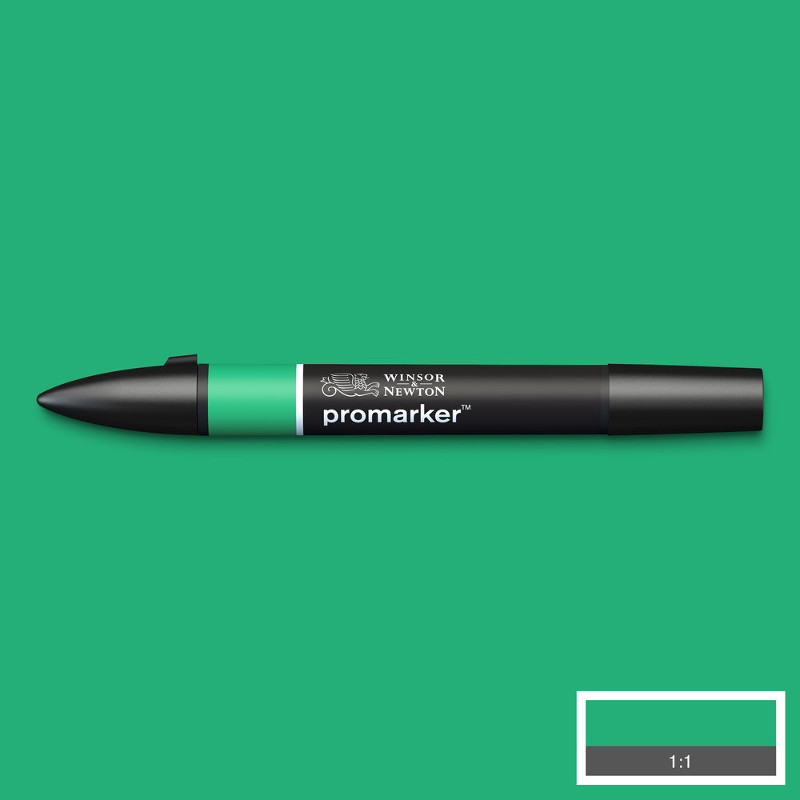 Promarker Winsor & Newton Emerald (G657)