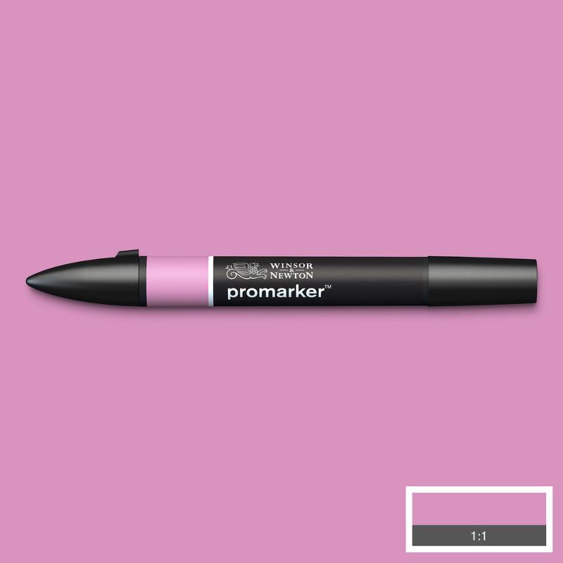 Promarker Winsor & Newton Fuchsia Pink (M137)