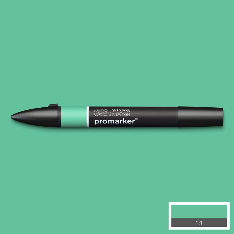 Promarker Winsor & Newton Mint Green (G637)