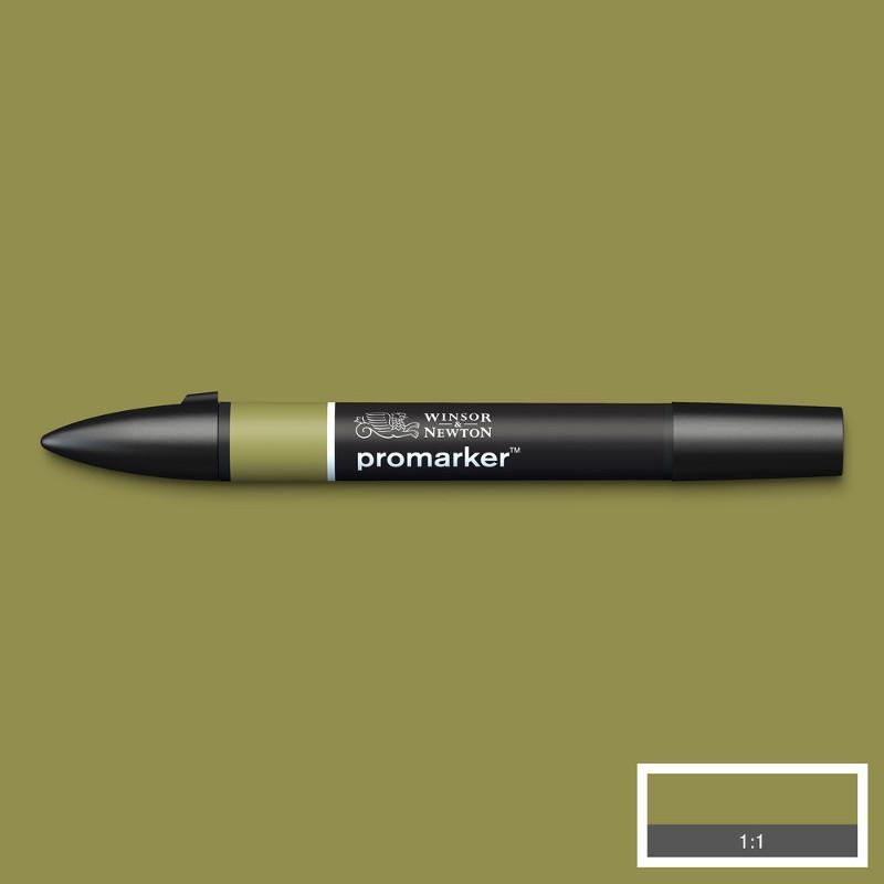 Promarker Winsor & Newton Olive Green (Y724)
