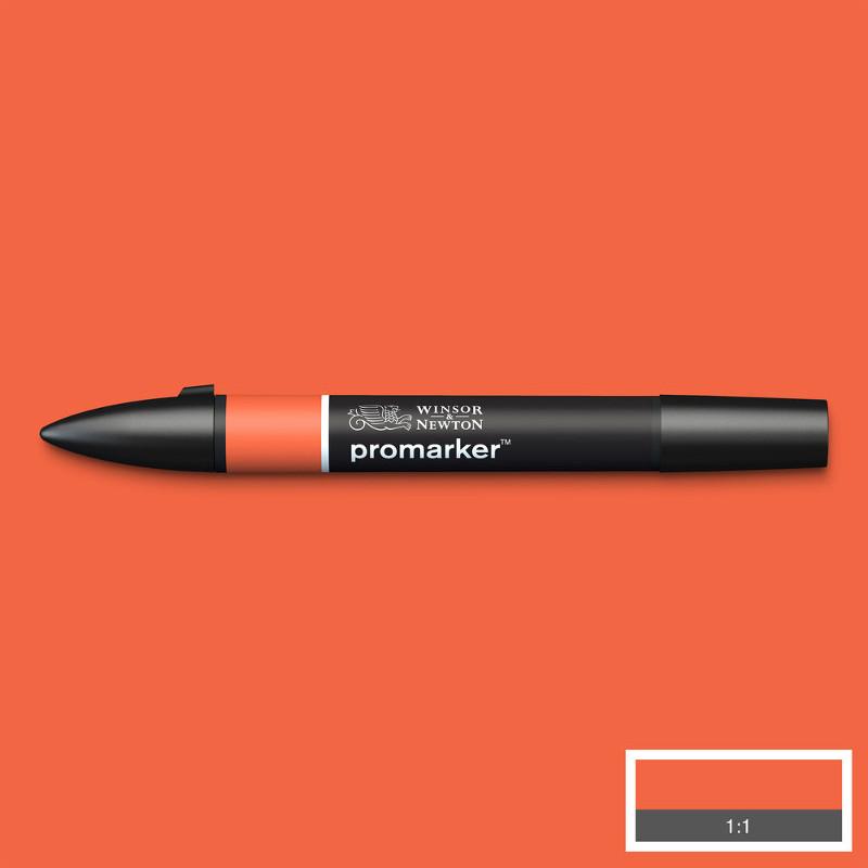 Promarker Winsor & Newton Orange (R866)