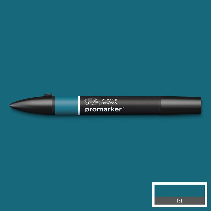 Promarker Winsor & Newton Petrol Blue (C824)