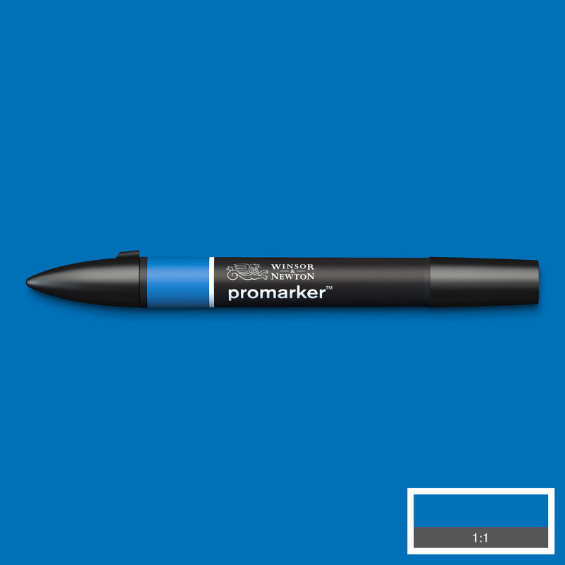 Promarker Winsor & Newton True Blue (B555)