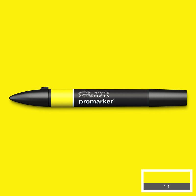 Promarker Winsor & Newton Yellow (Y657)