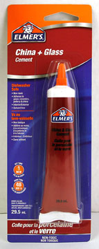 Lim Elmer´s China and glass  30g