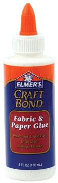 Lim Elmer´s Craftbond fabric & paper glue 118g
